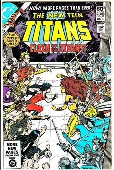 New Teen Titans #12