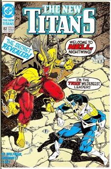 New Titans #82