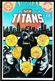 New Teen Titans Annual #2