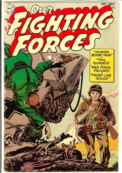 Our Fighting Forces #1