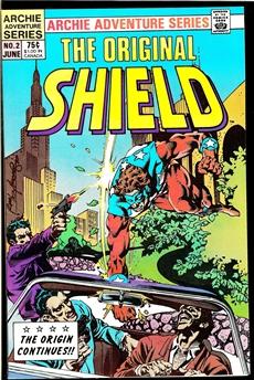 Original Shield #2