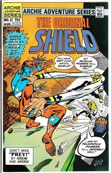 Original Shield #3
