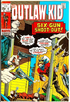 Outlaw Kid #6
