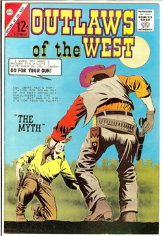 Outlaws of the West #46