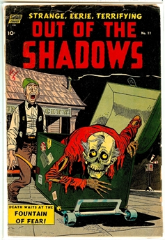 Out of the Shadows #11