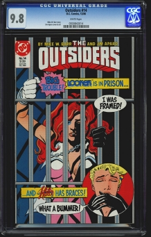 Outsiders #14