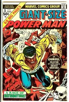 Power Man Giant-Size #1