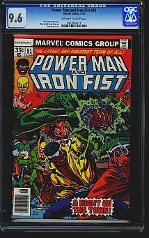 Power Man #51