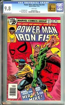 Power Man #54