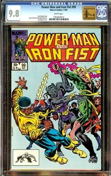 Power Man #99