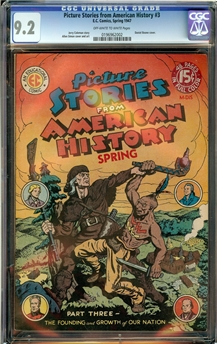 Picture Stories From American History #3