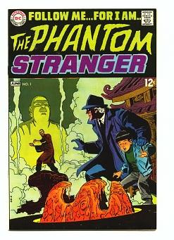 Phantom Stranger #1