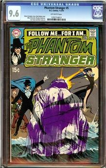Phantom Stranger #5