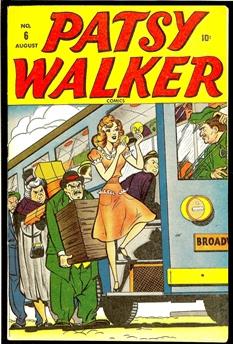 Patsy Walker #6