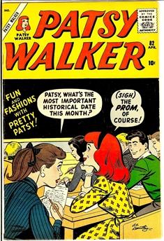 Patsy Walker #82