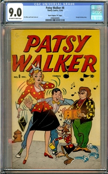 Patsy Walker #8