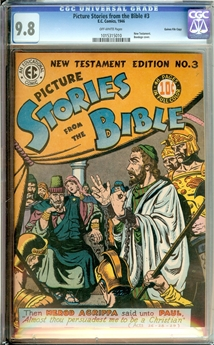 Picture Stories From the Bible #3