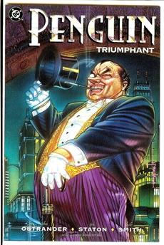 Batman: Penguin Triumphant #1