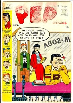 Pep Comics #123