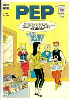 Pep Comics #149