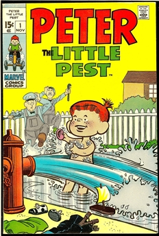 Peter the Little Pest #1