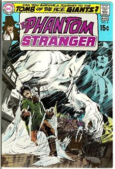 Phantom Stranger #8