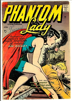 Phantom Lady #3