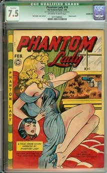 Phantom Lady #16