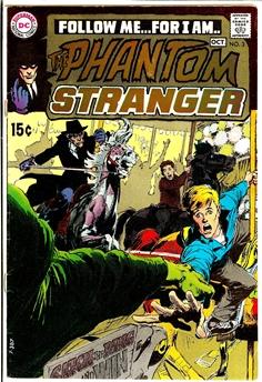 Phantom Stranger #3