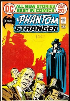 Phantom Stranger #21