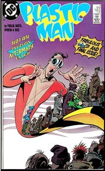 Plastic Man (Mini) #4