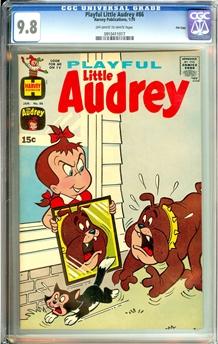 Playful Little Audrey #86
