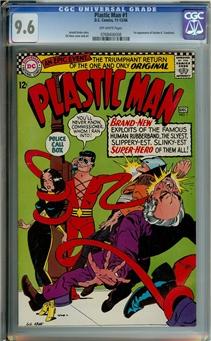 Plastic Man #1