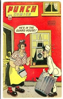 Punch Comics #16