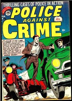 Police Against Crime #6