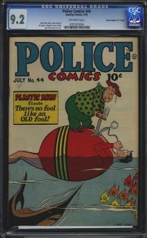 Police Comics #44