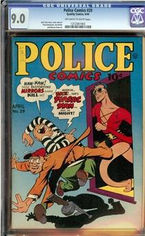 Police Comics #29