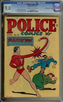 Police Comics #41