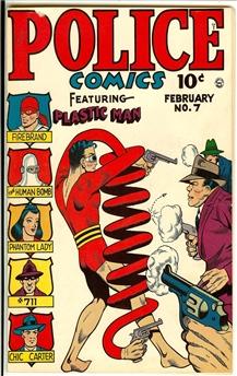 Police Comics #7