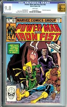 Power Man #92