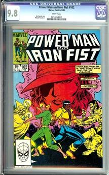 Power Man #102