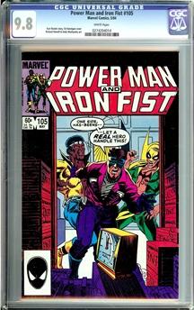 Power Man #105