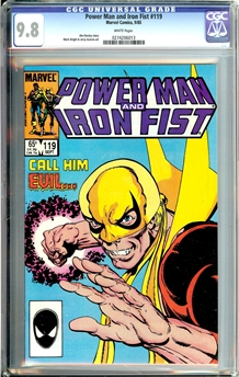 Power Man #119