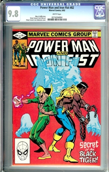 Power Man #82