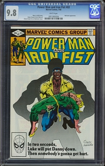 Power Man #83
