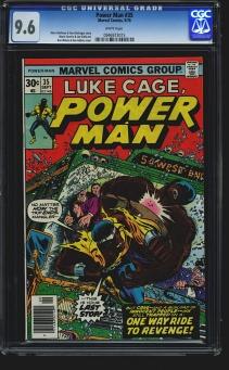 Power Man #35