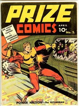 Prize Comics #2