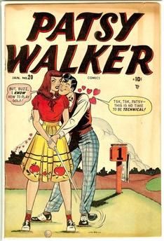 Patsy Walker #20