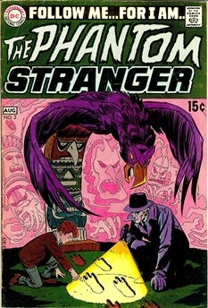 Phantom Stranger #2