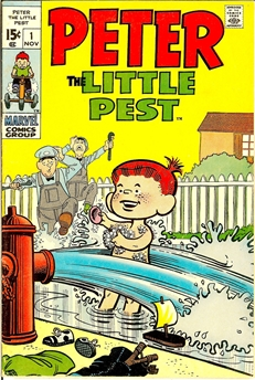 Peter the Little Pest #1